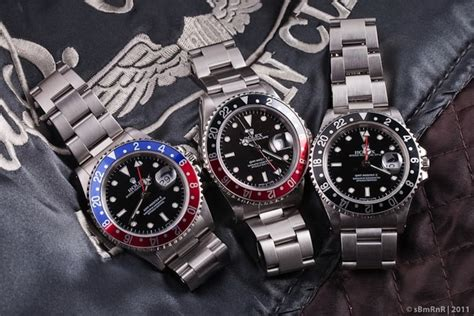 Watchtime Feature Top Favorite Rolex Gmt Master Watches