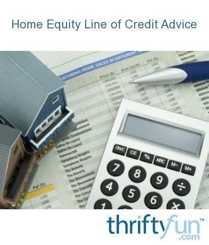 home equity   credit advice thriftyfun