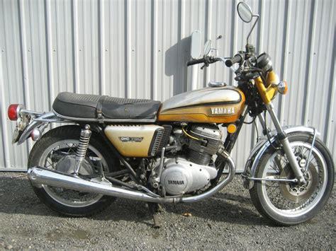1973 Yamaha Tx 750 For Sale
