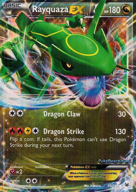 Rayquaza Ex Deck 2015 by M Rayquaza Ex Bcr On Bcr Ros Standard 2015