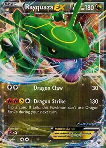 Bla Rayquaza Ex Pokemon Cards Images   Pokemon Images