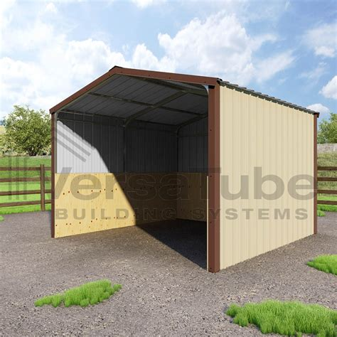 Metal Loafing Shed Kits by Loafing Shed 12 X 12 X 8 Barn Or Loafing Shed