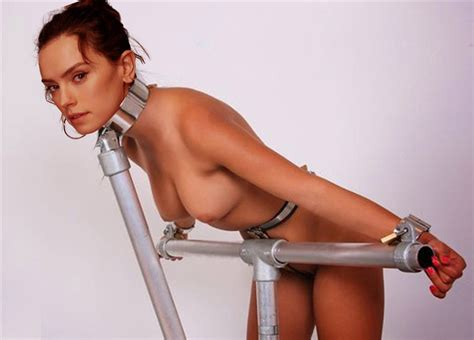 Fake Or Not Daisy Ridley Pipe Collared Thefappening