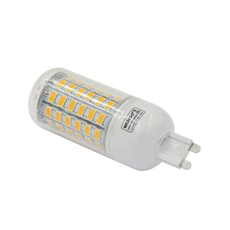 led corn light mengsled mengs 174 g9 9w led corn light 69x 5730 smd leds