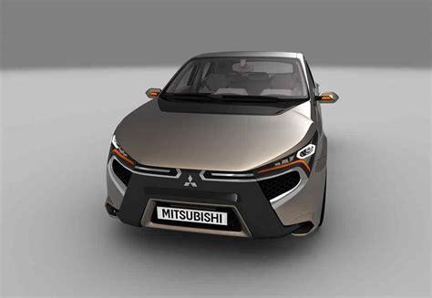 2018-2019 Mitsubishi Komorebi Concept – future Lancer and ...