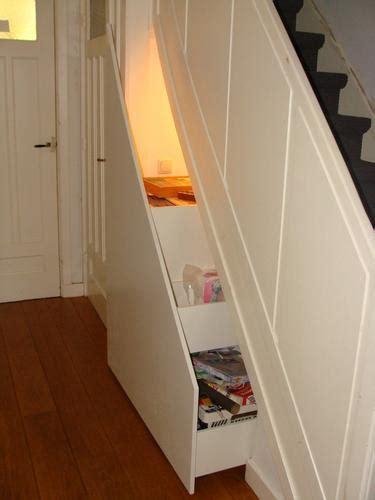trapkast maken werkspot