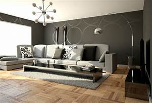 Wohnzimmer In Grau Wohnzimmer Grau In 55 Beispielen Erfahren Wie