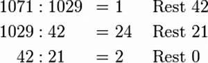 Größter Gemeinsamer Teiler Berechnen : gr ter gemeinsamer teiler und kleinstes gemeinsames vielfaches ~ Themetempest.com Abrechnung