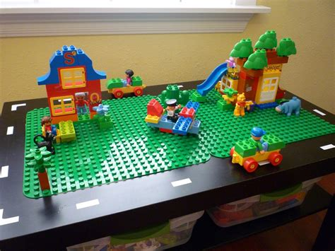 Diy Lego Table Easy Hints And Tips