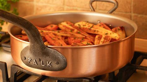 falk copper cookware sets hastes kitchen