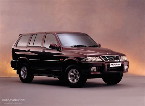 Ssangyong Musso Specs  1998, 1999, 2000, 2001, 2002, 2003
