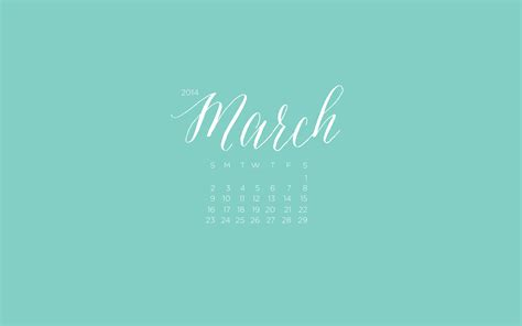 March 2018 Desktop Wallpaper (67+ images)