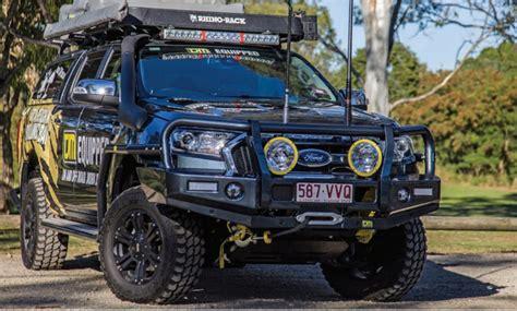 TJM T13 Outback Bull Bar suit Ford Ranger PXII - TJM PERTH