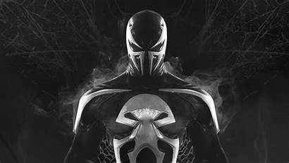 Punisher Venom 4k Wallpapers Combinado Ultra Fused