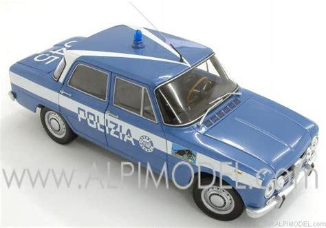 Pantera Squadra Volante Minichs 180120992 Alfa Romeo Giulia Pantera Squadra