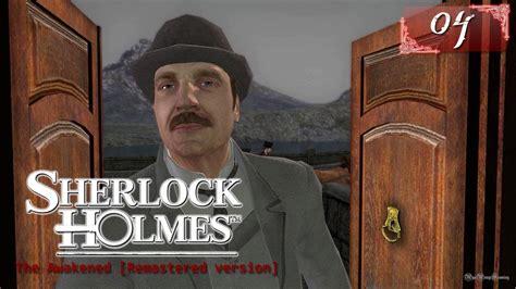 sherlock holmes awakened version games remastered