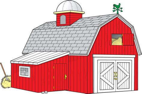 Barn Clipart by Pix For Gt Barns Clipart Cliparts Co