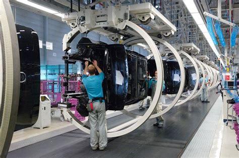 Bmw Leipzig Factory Tour… (photos Inside