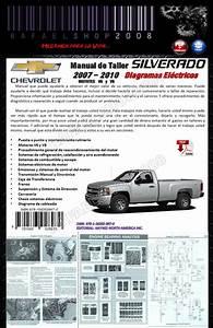 Manual De Taller Diagramas Chevrolet Silverado 2007