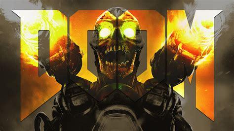 Doom Digital Wallpaper, Doom (game), Doom 4 Hd Wallpaper