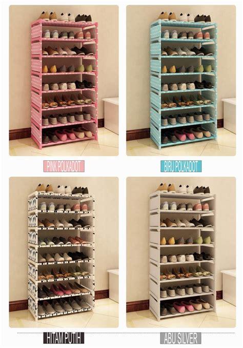 Jual Rak Sepatu 5 Susun Surabaya jual beli jual rak sepatu 8 susun a379 berkualitas