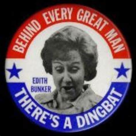 campaign button  archie bunker  president archie