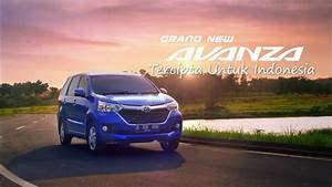 All New Toyota Avanza