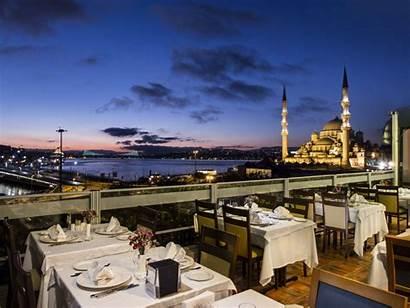 Istanbul Hamdi Restaurant Turkey Restaurants Luxury Layover