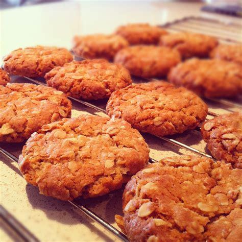 perfect anzac biscuit recipe chilli marmalade