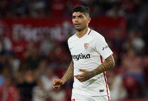 Ever BANEGA of Sevilla reportedly wanted by Arsenal ...