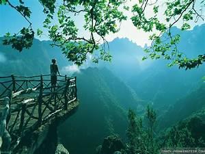 Mystical Mountain Overlook