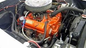 1966 El Camino 283 Cu In Engine  U0026 Th200r4 Transmission For