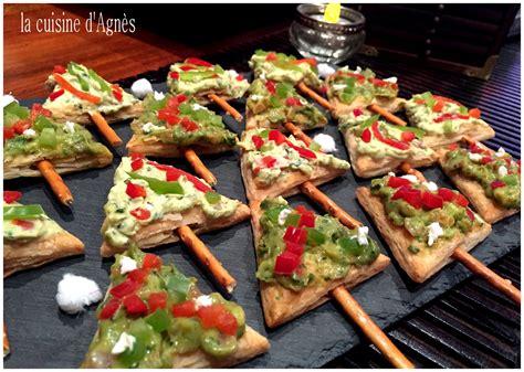 cuisine de a a z noel lacuisinedagnes sapins de noel au guacamole la cuisine d agn 232 s