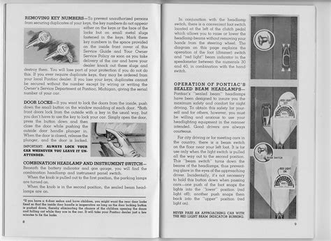 old cars and repair manuals free 1990 pontiac 6000 head up display directory index pontiac 1950 pontiac 1950 pontiac owners manual