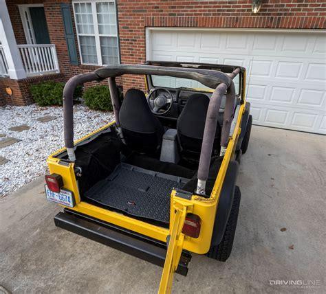 jeep tj interior 1997 jeep wrangler interior upgrade drivingline