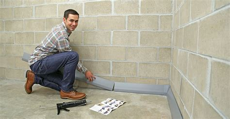 How To Seal A Basement Wall basement waterproofing in grand rapids mi everdry grand
