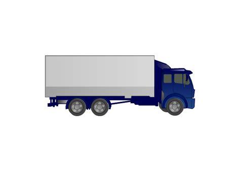 Road Transport Vector Stencils Library