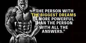 Top 25 Most Ins... Kai Greene Quotes