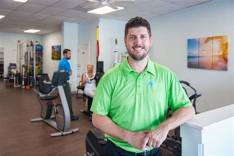 justin stiver sets total therapy florida physical therapy