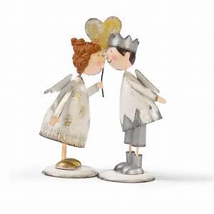 Deko Gold Silber : knutschis engel bengel stern herz silber gold figuren deko weihnachten geschenk ebay ~ Sanjose-hotels-ca.com Haus und Dekorationen