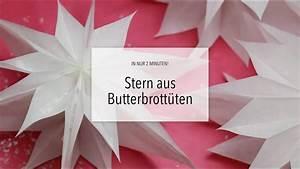 Basteln Mit Papiertüten : diy sterne aus butterbrott ten zeit f r frei youtube ~ A.2002-acura-tl-radio.info Haus und Dekorationen