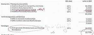 Mein Vodafone Online Rechnung : vodafone altvertraege002 ~ Themetempest.com Abrechnung