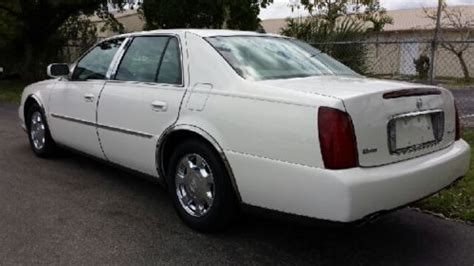 2004 cadillac deville rims sell used 2004 cadillac deville 1 owner pearl white