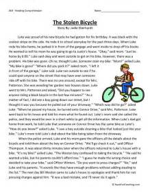 the stolen bicycle bicycling