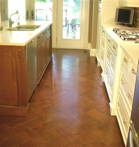 kitchen flooring cork 338 best floors images on cottage flooring 1691
