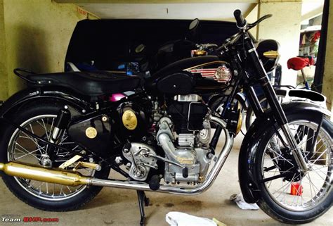 All Models by Royal Enfield Model G The Rarest Of Team Bhp