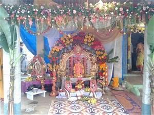 Ganesh Chaturthi Home Decorations, Decorating Ideas