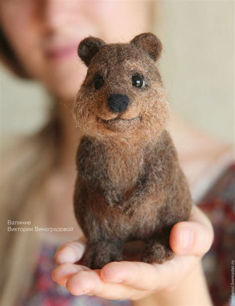 Quokka – shop online on Livemaster with shipping