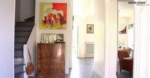 Maison Années 30 : une maison 1930 revue aux couleurs d 39 aujourd 39 hui marie claire ~ Nature-et-papiers.com Idées de Décoration