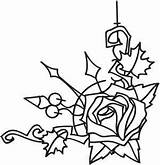 Designs Corner Urban Embroidery Threads Rose Coloring Pages Unique Natura Clockwork Flower Pattern Corners Urbanthreads Drawing Visit Awesome Anatomy Specialty sketch template